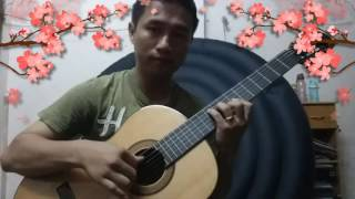 Xuân chiến khu - NS.Xuân Hồng - chuyển soạn guitar: NS.Phạm Lợi