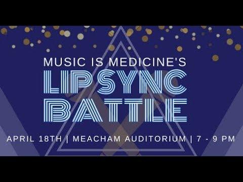 OU Music is Medicine's 3rd Annual Lip Sync Battle