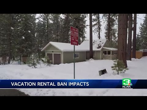 New measure bans vacation rentals in South Lake Tahoe