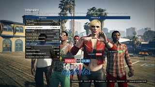 GTA V Online Xbox One 1rst and 3rd person Team Death Match 15 (Lina) Gameplay HD