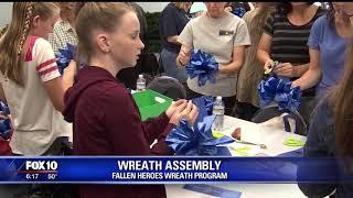 Fallen Heroes Wreath Program Arizona