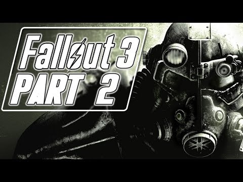 """Fallout 3 (Modded) - Let's Play (Bad Girl Edition) - Part 2 - """"Welcome To Megaton"""""""