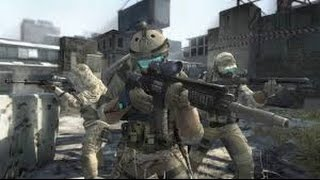 Ghost Recon Future Soldier Playing With Friends 32-13