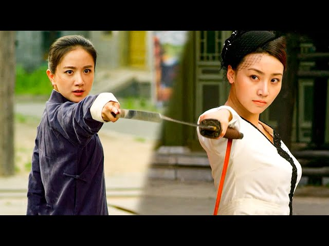 Tiểu Thư Võ Đường Samurai Nhật Bản Chiến Nữ Bang Chủ Thanh Long Hội Ai Là Kẻ Mạnh Nhất | Clip Hay