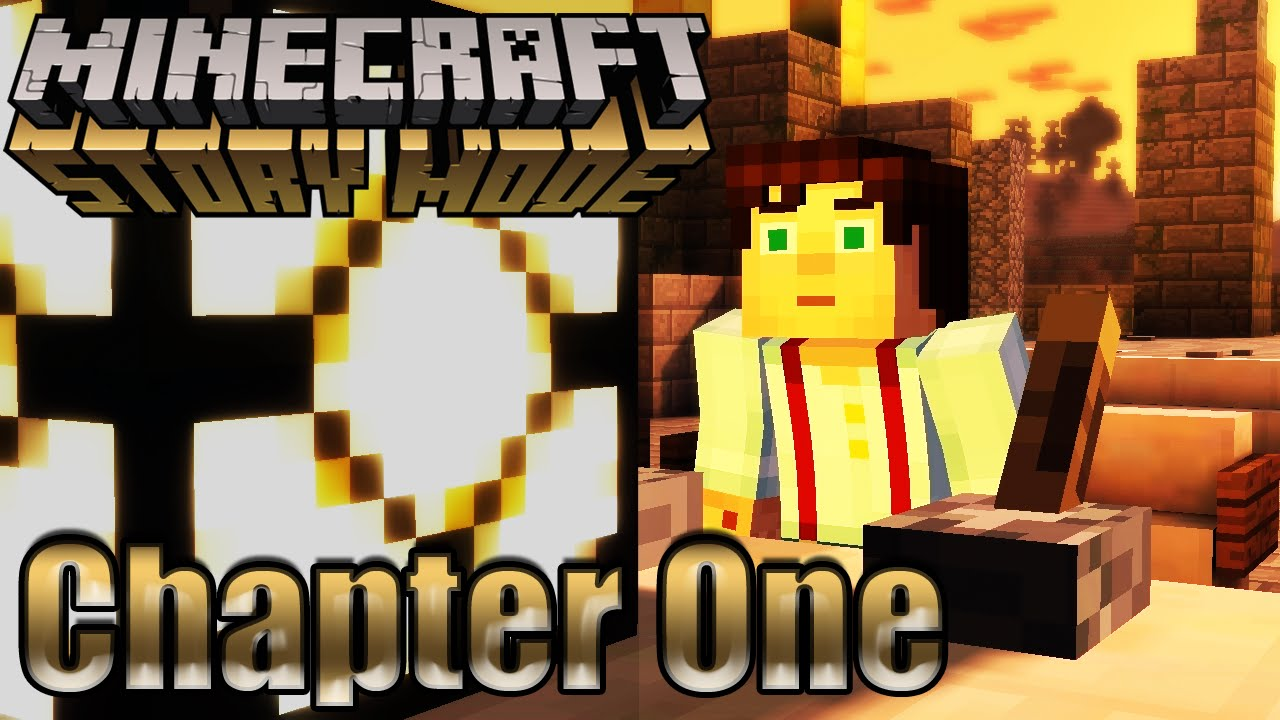 FULL CHAPTER 1 Minecraft: Story Mode |XBOX 360/PS3/PS4/PC ...