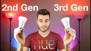 Philips Hue 2nd Gen vs 3rd Gen