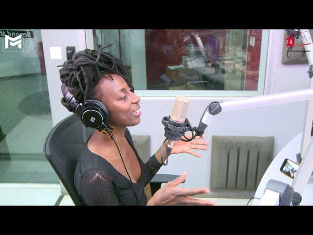 Celebrating Women's Month On #TheRush With Hope Masike
