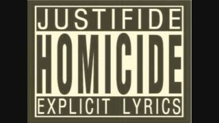 New Hardcore Rap Uh-Oh by Justifide Homicide