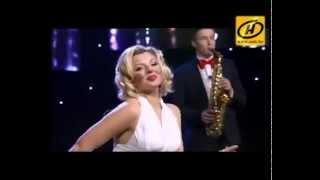 Певица Влада в образе Мэрилин Монро на Что Где  Когда  Marilyn Monroe I wanna be loved by you