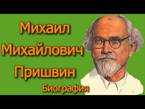 Биография М Пришвина