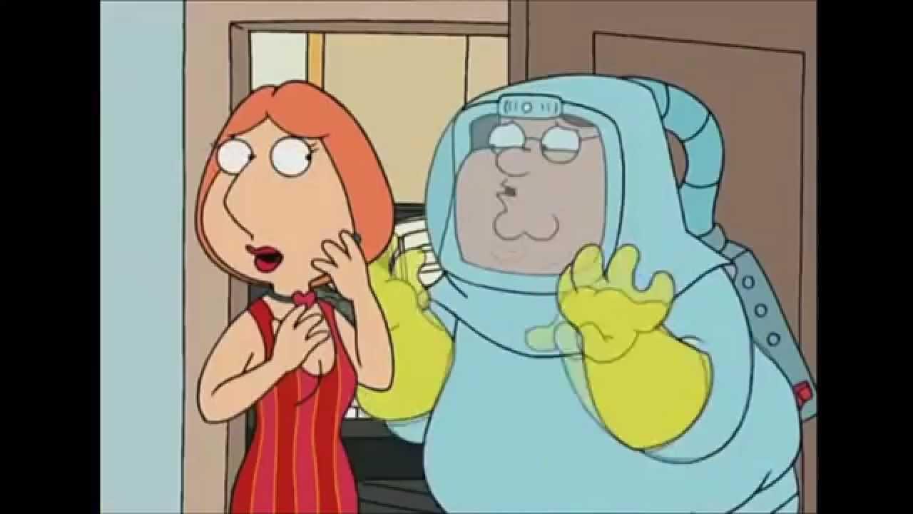 Family Guy Huhn