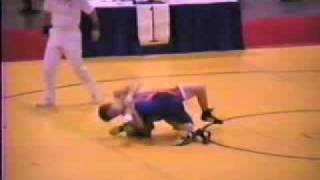 Kendall Cross v. Cary Kolat 1991 US International Open