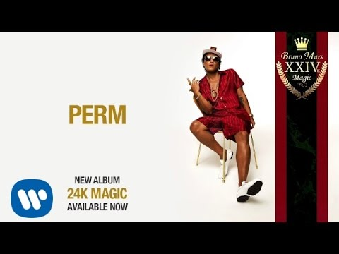 Bruno Mars - Perm (Official Audio)