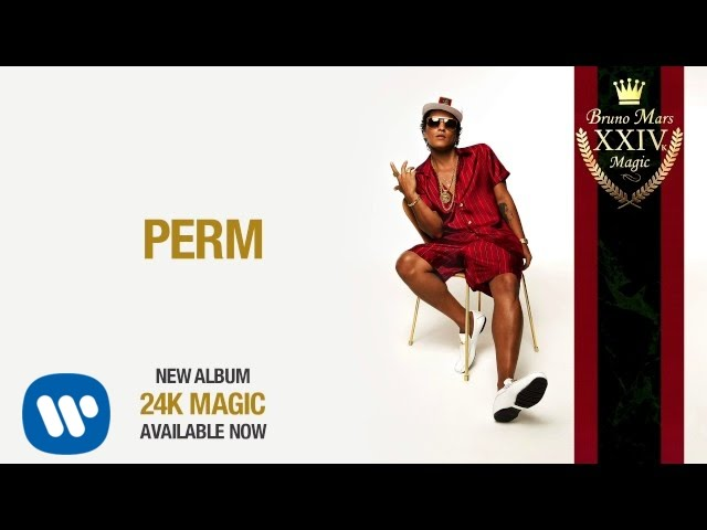 bruno mars perm official audio youtube. Black Bedroom Furniture Sets. Home Design Ideas