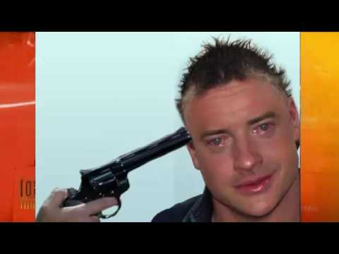 Brendan fraser can 39 t pay his alimony youtube - Brendan fraser bald ...