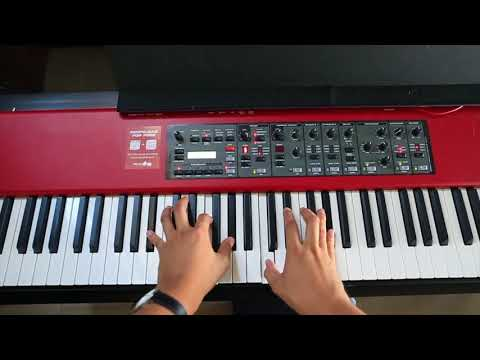 "COS Keys Tutorial for ""Trust"" by Hillsong Y&F"
