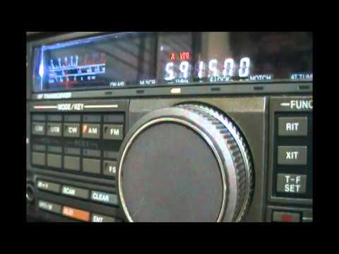 Zambia NBC Radio 1, Lusaka - 5915 kHz