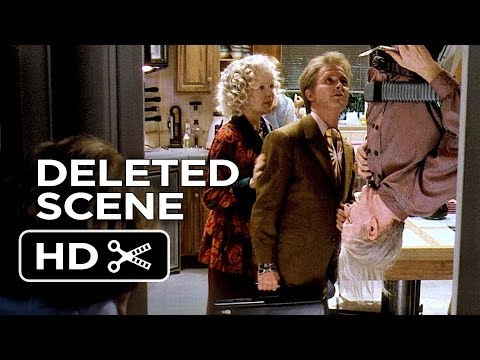 Back to the Future Part II Deleted   Dad's Home 1985  Michael J. Fox Movie HD