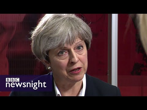 Emily Maitlis quizzes Theresa May on Grenfell Tower - FULL BBC Newsnight interview