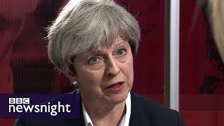 Video Emily Maitlis quizzes Theresa May on Grenfell Tower - FULL BBC Newsnight interview download MP3, 3GP, MP4, WEBM, AVI, FLV Juni 2017
