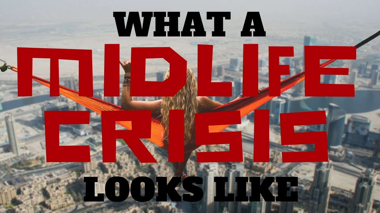 ✔ WHAT A MIDLIFE CRISIS LOOKS LIKE-MY STORY  Female midlife crisis for  women! My midlife crisis vlog