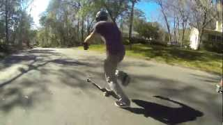Longboarding: Super Bowl Sesh - FreeRide Skate Shop - Gainesville, Florida