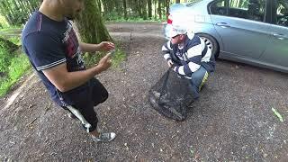 трофейный карп 75см около 8 кг рыбалка в Чехии летом на пруду на поплавок на фидер 2021 Тахов Tachov