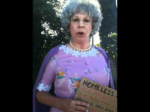 Vicki Lawrence as Homeless Mama