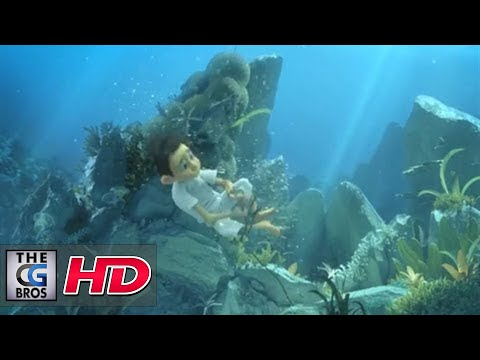 "CGI 3D Movie Trailer : ""Hero And The Message"" by Platige Image"