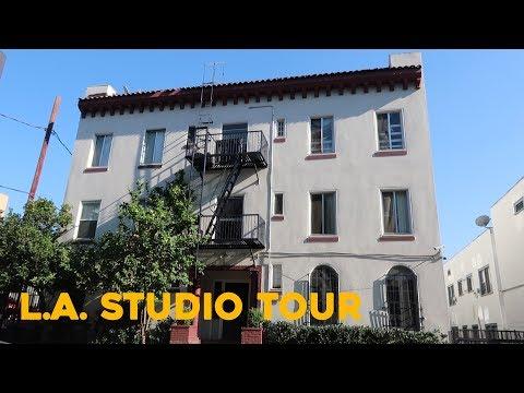 My Los Angeles Studio Tour