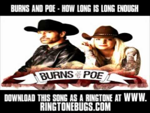 Burns & Poe – How Long Is Long Enough #CountryMusic #CountryVideos #CountryLyrics https://www.countrymusicvideosonline.com/burns-poe-how-long-is-long-enough/ | country music videos and song lyrics  https://www.countrymusicvideosonline.com