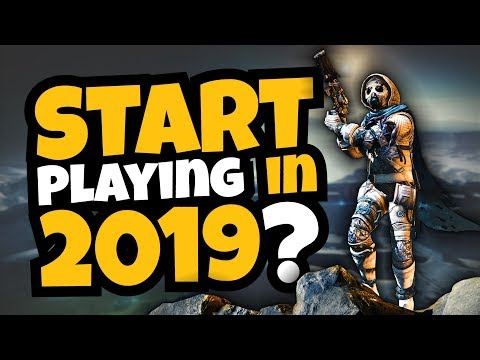 Is Destiny 2 Worth Playing in 2019?