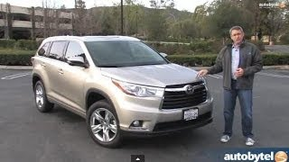 Toyota Highlander 2014 Videos