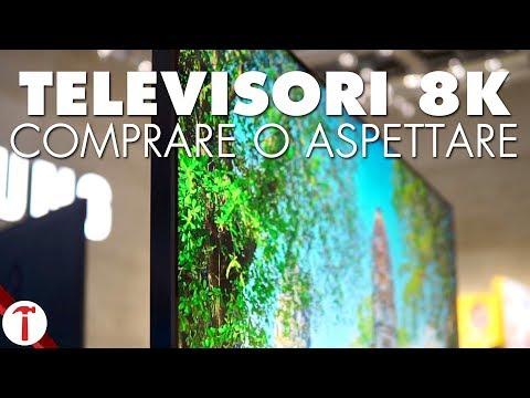 Televisori 8K, meglio aspettare o comprarli subito?