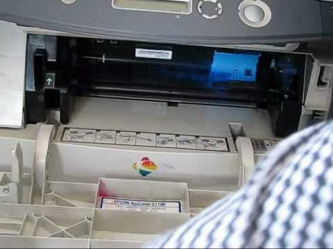 EPSON PRINTER C1100 DRIVERS FOR PC