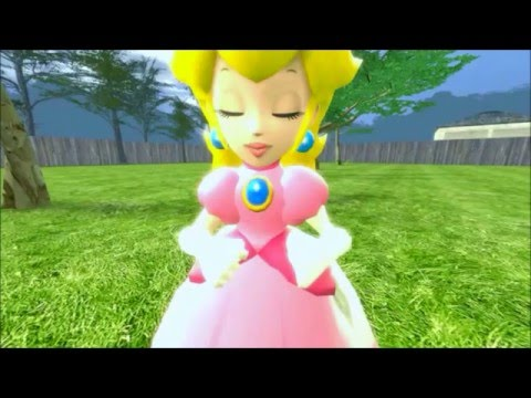 Princess Peach and Princess Daisy's Farting Contest