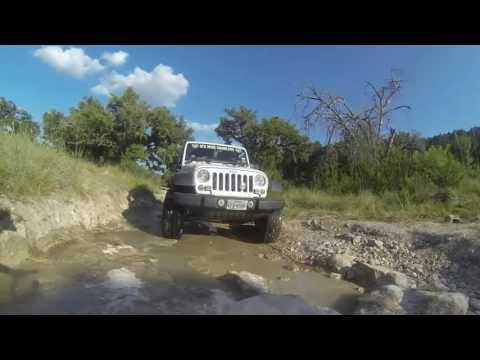 Hidden Falls adventure park in Marble falls Texas
