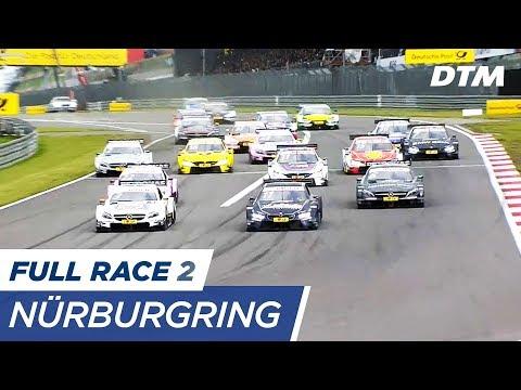 Race 2 (Multicam) - LIVE (English) - DTM Nürburgring 2017