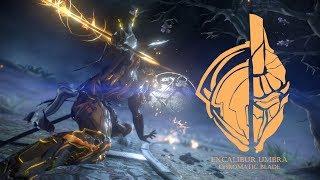 Warframe- Excalibur Umbra-  Chromatic Blade | Lua Tycho Survival Run