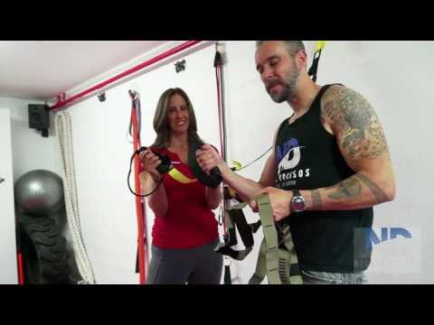 My Favourite HOME TRAINING EQUIPMENT - TRX REVIEW