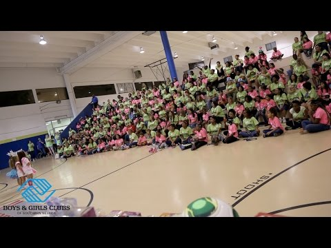 33rd Annual Girls Day 2014 - Boys & Girls Clubs of Southern Nevada