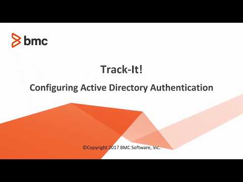Enabling Windows authentication for Track-It