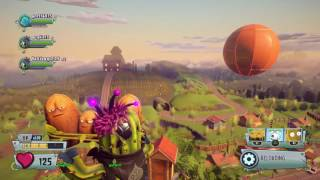 Plants vs Zombies GW2 Flying cacti GLITCH