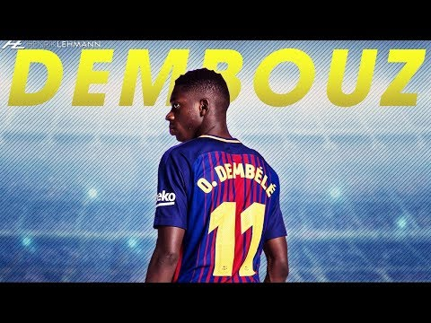 Ousmane Dembélé ● FC Barcelona - The Start ● 2018 HD