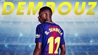 Ousmane Dembélé ● FC Barcelona - The Start ● 2018 HD
