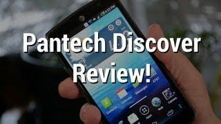 Pantech Discover Review