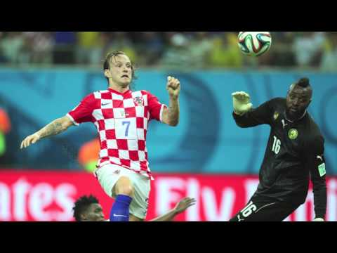 World Cup 2014: Cameroon v Croatia