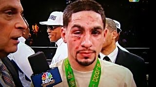 DANNY GARCIA ADMITS HE LOST | WHAT IS NEXT FOR SWIFT? | POST FIGHT