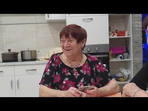 В гостях с мамой на Игрени