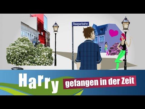 Learn German (A1-B1)   HARRY – Gefangen In Der Zeit   Episode 56